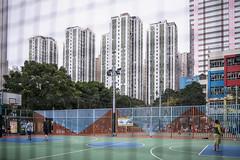 Hong Kong Building (Kevin Dharmawan) Tags: china building architecture hongkong construction asia streetphotography hong kong constructionsite northpoint publichousing quarrybay