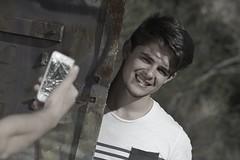 Jean (Michel Seguret thanks you all for + 8.1 M views) Tags: friends portrait france boys nikon friendship teens portrt pro ritratto amiti junge d800 herault garons ados copain teeagers michelseguret