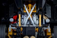 Pagani Huayra (photo retake) (geraldcacas) Tags: black car toy lego static pagani moc wackyb marduk360 canonef100mmf28lmacro huarya canon600exrt canon5dm3 canonste3rt geraldcacas