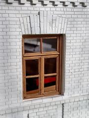 20160422_171944_ (kudrdima) Tags: railroad model russia railway guardhouse oldtime     gauge1  gaugeg scaleg spuriim   125