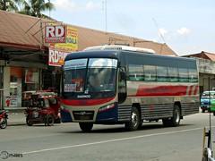 Davao Metro Shuttle 508 (Monkey D. Luffy 2) Tags: road city bus public del photography photo coach nikon philippines transport motors vehicles cruz transportation coolpix daewoo vehicle sur santarosa society davao coaches sta philippine enthusiasts cityliner tagum bf106 philbes