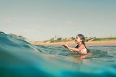 Jaws II (WiLPrZ) Tags: mer beach dof morocco plage nage profondeurdechamp flickrunitedaward