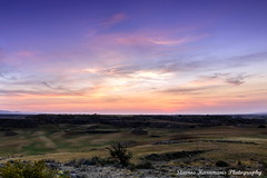 sunset sky sculptures (stavros karamanis Photography) Tags: sunset sky cloud field canon landscape afternoon outdoor ngc skylines cyprus wideangle tokina f28 t3i nicosia landscapephotography canonusers skylovers leefilters depthfield 1116mm dxii
