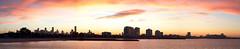 Skyline - Explored 29.4.16 (Trace Connolly) Tags: city seascape skyline sunrise canon buildings sigma australia melbourne victoria explore portmelbourne citybeach spiritoftasmania portphillipbay explored canon7d sigma1750f28exdcoshsm