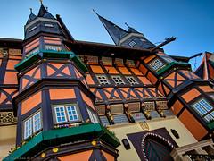 Town Hall Wernigerode (Only Snatches) Tags: art architecture deutschland cityhall kunst ngc architektur rathaus walimex f4 hdr wernigerode saxonyanhalt sachsenanhalt rokinon samyang12mm120