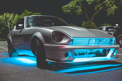 IMG_1250 (Grinched Photography) Tags: show up car photography meet datsun underglow