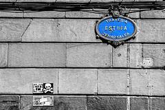 Estufa Zeharkalea, Bilboko Alde Zaharra, Bilbo, Bizkaia, Euskal Herria (Basque Country). 2016.05.01 (Tx.rekords.EH.) Tags: white black blanco y negro bilbao viejo bizkaia casco euskalherria bilbo basquecountry ander monocromtico bilbokoaldezaharra zuriaetabeltza irolairratia txrekordseh andertxrekordseh estufazeharkalea baskenlanad