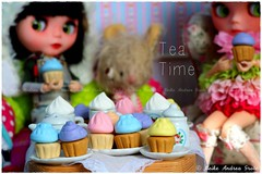 A Cupcake Tea Time 2/5