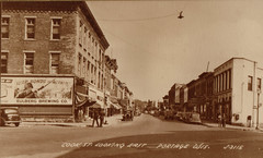 Cook St Looking East, Eulberg Brewing War Bond Poster