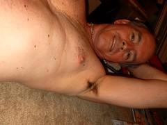 Monte UA 9 25 2014 (Monte Mendoza) Tags: shirtless man guy pits nipple dude uomo hombre homme ua noshirt armpits pecho sanschemise underarms sincamisa montemendoza