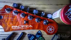 Yamaha Pacifica (overdrivehigain) Tags: electric japan guitar instrument yamaha pacifica
