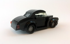 1940 Ford Coupe street rod (timhenderson73) Tags: street hot ford sedan lego 1940 rod custom coupe gasser kustom
