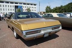Dodge Polara 4-Door Sedan 1971 (elbaracuda2002) Tags: auto classiccar plymouth automotive dodge oldtimer motor hemi chrysler mopar cuda coronet 440 charger desoto challenger musclecar 426 youngtimer 383 worldcars fullsitze