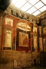 157 Sede degli Augustali (2 x) (rspeur) Tags: italy itali ercolano herculaneum
