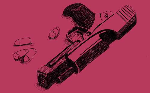 Gun, From FlickrPhotos