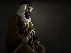 العربي الاصيل (ali darwish233) Tags: lighting old man photography bahrain photogarpher alidarwish