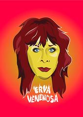 Rita Lee (behance.com/danielnardes) Tags: rock design nacional ilustrao ilustrator vetor