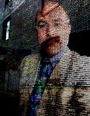 another brick (mistdog) Tags: brick wall composite self jon exposure double dropbox selfie enlight ifttt