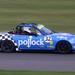 Mazda MX-5 - Alex Soar - BRSCC Mazda MX-5 Championship - Donington Park