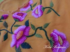 KikaBordados Kika  Krauss 101 (Kika Bordados by Angelica Krauss) Tags: pink flowers flores handmade embroidery laranja crochet tshirt amarelo bordados manualidades croche embroider feitomo camisetabordada camisetabordadamo bordadosfeitomo kikabordadoskikakrauss