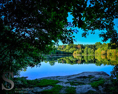Mondo Ponds back in September (Singing With Light) Tags: autumn water reflections photography sony kitlens ct september milford 23rd 2015 mirrorless sony16mm28 mondoponds singingwithlight singingwithlightphotography alpha6000 sonya6000