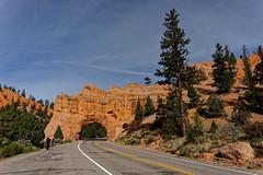Tunel w Czerwonym Kanionie | Tunnel in Red Canyon