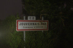 Welcome Home #Jouvernaisinaz (-Baptiste Coub-) Tags: trees fog night forest outdoor hiver paysage foggyday chablais 35mn foggyforest jouvernaisinaz exterrieur d3100 baptistecoubronne