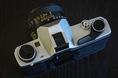 20160110-0008 (www.cjo.info) Tags: slr mamiya 35mm vintagecamera oldcamera geolocation classiccamera mamiyanc1000s geocity exif:focallength=50mm geocountry geostate exif:aperture=ƒ56 mamiyasekorcs50mmf17 camera:make=ricohimagingcompanyltd exif:make=ricohimagingcompanyltd exif:isospeed=3200 exif:lens=smcpentaxf50mmf17 exif:model=pentaxk3ii camera:model=pentaxk3ii