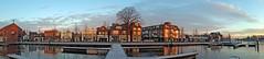 20160119_Waterlijn zonsopkomst winter (12) (GemeenteUithoorn) Tags: winter cold holland ice frozen frost bevroren nederland amstel landschap noordholland ijs koud landschappen waterlijn uithoorn zonsopkomst hollandse vriezen dekwakel dorpscentrum molenvaart