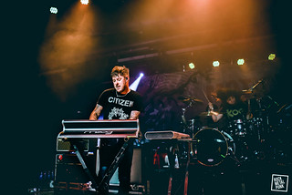July 21, 2015 // Motion City Soundtrack @ Baltimore Soundstage, Baltimore, MD // Shot by Jake Lahah