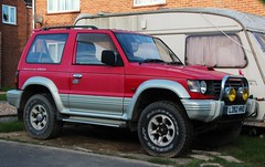 L392 HHO (Nivek.Old.Gold) Tags: turbo 1994 mitsubishi pajero intercooler swb 2800
