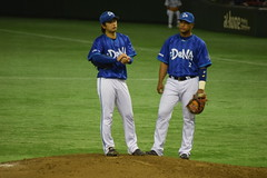 DSC_0831 (Yu_take) Tags: 横浜denaベイスターズ 三嶋一輝 ロペス