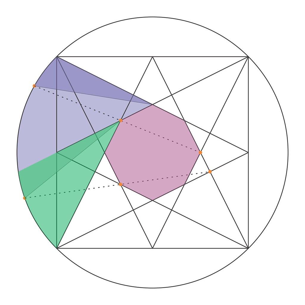 origami circle 28 images celtic circle tessellation