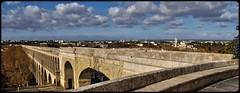 Aqueduc Saint-Clment de Montpellier (Mallessoute) Tags: monument architecture montpellier aqueduc hrault