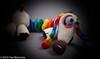 harmonica doggie (arina23111963) Tags: crochet dachshund tax amigurumi teckel dachsie doxie bassotto worshond ダックスフント gravhund