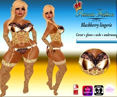 Blackberry lingerie (princessfashion100) Tags: life mesh body spirit interior omega free sl second hunter marketplace breathe uber belleza banned tmp lolas reign freebie ryca dollarbie kitja pinkfuel wasabipills lelutka appliers labelmotion tagsslink