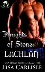 Knights of Stone: Lachlan (CoverReveals) Tags: highlands highlander scottish romance gargoyles paranormal wolves shifters