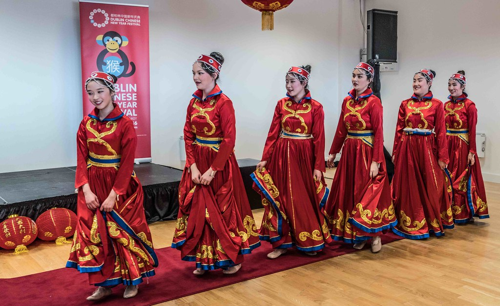 CHINESE COMMUNITY IN DUBLIN CELEBRATING THE LUNAR NEW YEAR 2016 [YEAR OF THE MONKEY]-111564