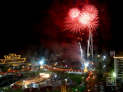 Majlis rumah terbuka Malaysia Tahun Baru Cina 2016.Dataran bandar Sibu,Sarawak.27/2/16 (Najib Razak) Tags: sarawak malaysia pm dataran tahun cina baru sibu rumah perdana razak 2016 bandar najib majlis menteri terbuka majlisrumahterbukamalaysiatahunbarucina2016dataranbandarsibu sarawak27216