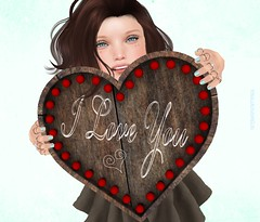 I Love You so Big (delisadventures) Tags: love free sl secondlife vday valentines valentinesday freebie heartday slfreebie toddleedoo