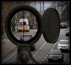 If Only (D.k.o.w) Tags: belfast sniper northernireland speedcamera speeding motorists cameravan