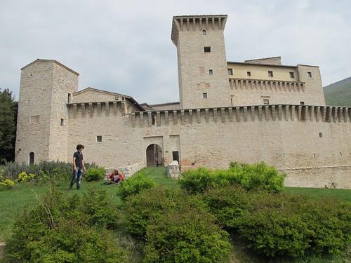 2011 04 23 Umbria - Gualdo Tadino - Rocca Flea_0179