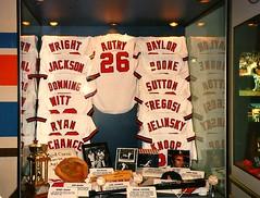 1989 California Angels HOF (Cragin Spring) Tags: california ca usa unitedstates baseball display unitedstatesofamerica angels jersey 1989 anaheim ballpark mlb anaheimstadium anaheimca anaheimcalifornia californiaangels