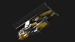 Taiidan Support Frigate (Sastrei87) Tags: lego homeworld brickspace