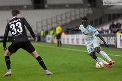UEFA Europa League Olympique de Marseille Vs FC Groningen (Guillaume Chagnard Photographie) Tags: marseille groningen om stadevelodrome fcgroningen groupef olympiquedemarseille europaleague uefaeuropaleague phasedegroupe benjaminmendy