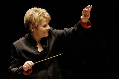 Andrea Quinn on female conductors: 'The future looks bright'