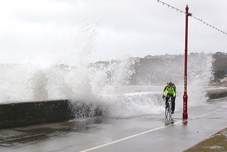 Jersey High Tide Gale
