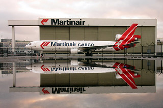 PH-MCW Douglas MD-11F Martinair Cargo @ Schiphol 04-Mar-2016 by Johan Hetebrij