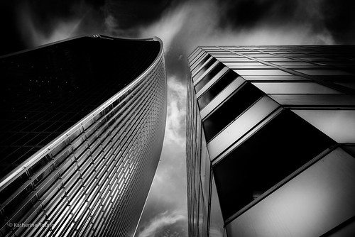 city uk travel london art up lines silver buildings reflections nikon europe cityscape unitedkingdom fineart fine wideangle pro f4 offices walkietalkie d800 1635mm efex 1635mmf4