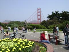 Golden Gate Bridge (Stabbur's Master) Tags: sanfrancisco california bridge goldengatebridge goldengatenationalrecreationarea famousbridges